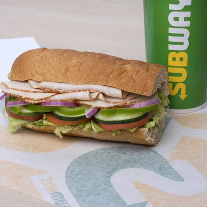 Tokens key to discounts with Subway's new nationwide rewards program