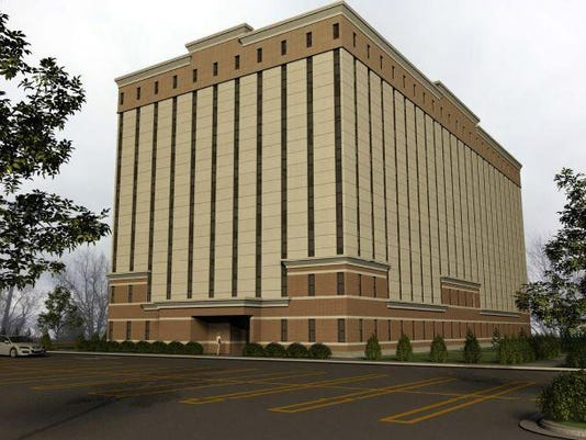 Vassar building