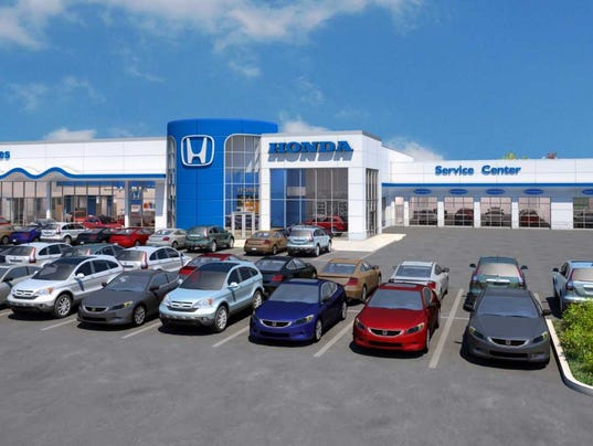 Holmes honda to open bossier city dealership for Honda dealers in ct