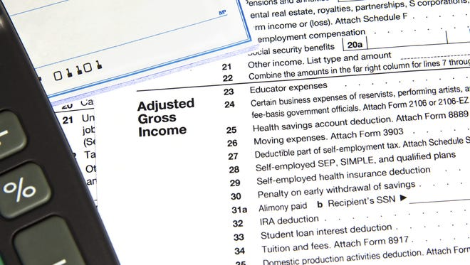 Getty Images/iStockphoto Taxes