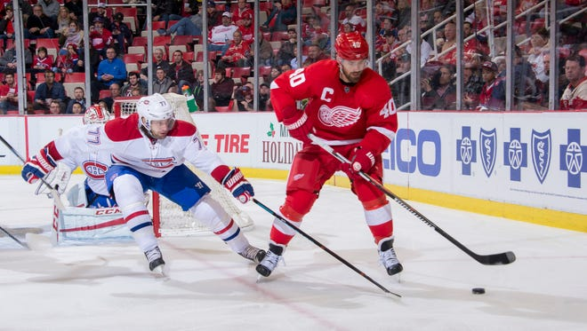 The Red Wings host the Canadiens on Saturday, Nov. 26, and Saturday, April 8, in the final season at Joe Louis Arena.