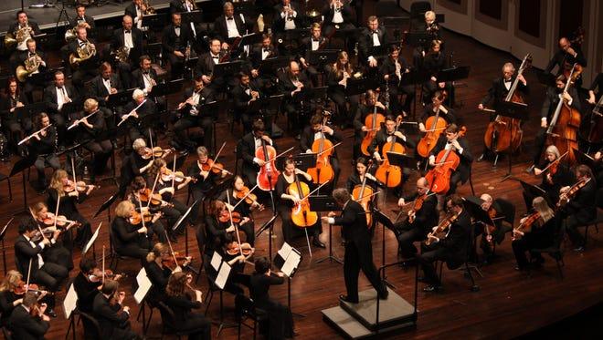 The South Dakota Symphony Orchestra