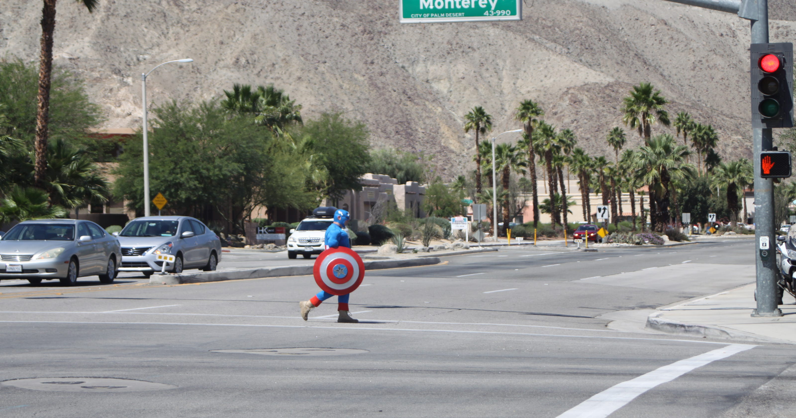 Multiple closures begin Tuesday on Monterey Avenue in Palm Desert