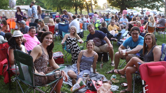 Jazz on the Lawn kicks off Saturday at Beachaven Winery with music by Randy Moore and the Fabulous Suedes from 6:30 to 9:30 p.m.
