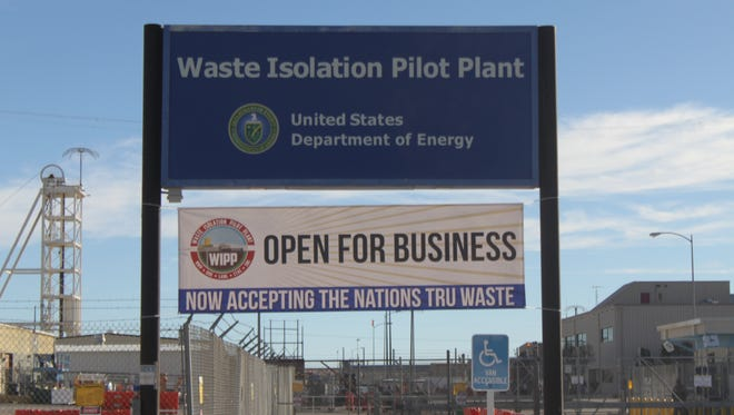 The Waste Isolation Pilot Plant reopened Monday in Carlsbad.
