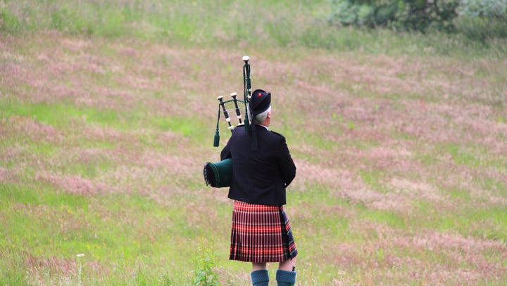 Death by bagpipe: Man's lung illness linked to mold in instrument