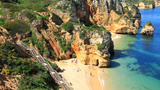 """Portugal """"surfari"""" tour from Topdeck Travel."""