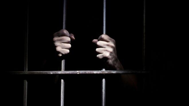 Crime, in custody