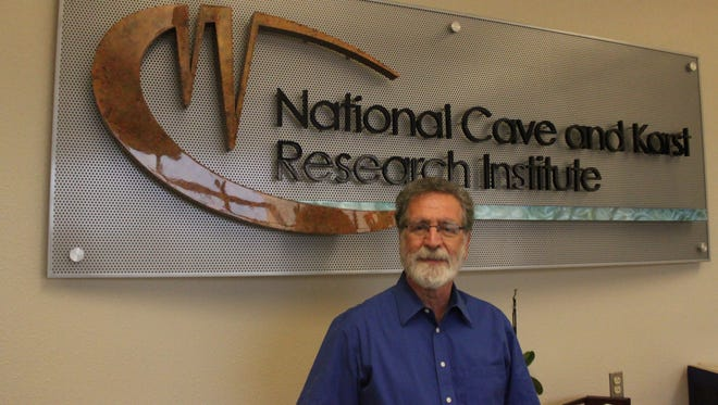 Director of the National Cave and Karst Institute George Veni was recently chosen to serve as president of the International Union of Speleology.