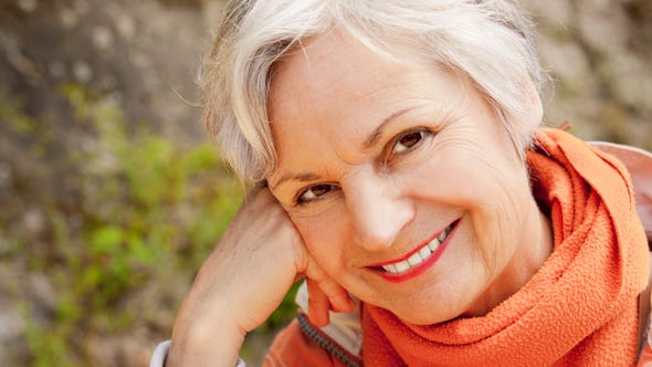 Losing weight after menopause is possible – with the