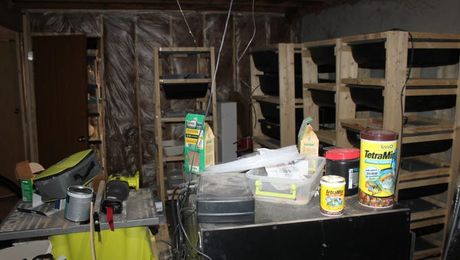 Police discover hundreds of animals during an investigation