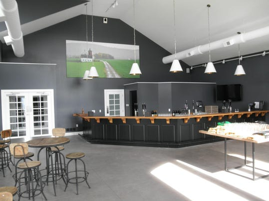 Seneca Lake-based G.C. Starkey is among the surging number of farm breweries and microbreweries in New York state.  Provided photo.