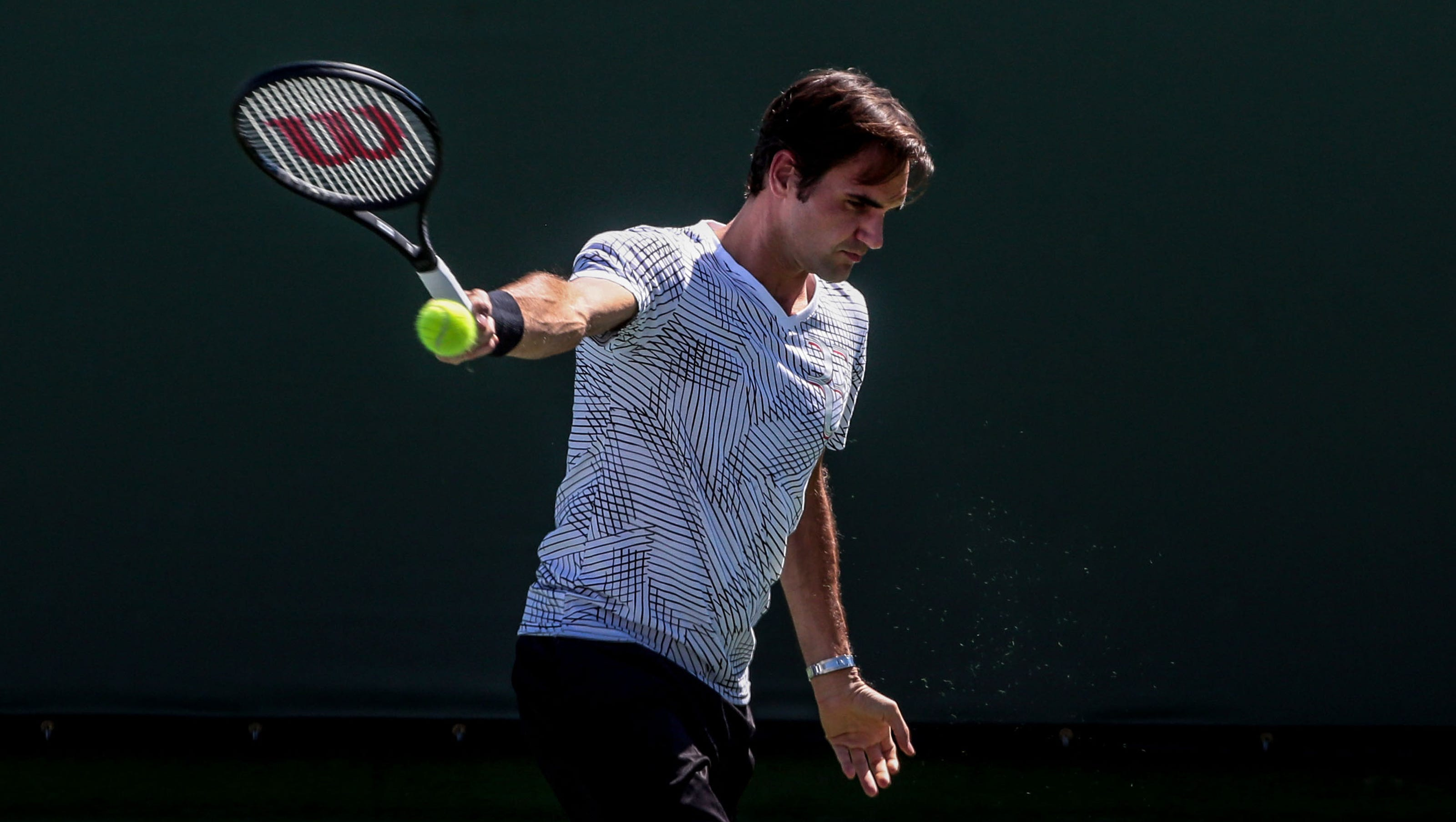 Roger Federer Pinterest: At 35, Roger Federer Is Still Defying His Age
