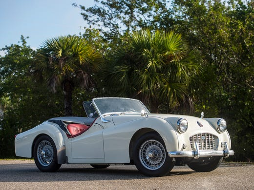 One Mans Devotion To His 1956 Triumph Tr3