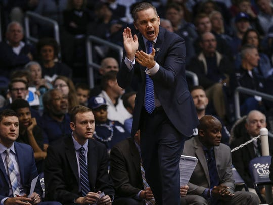 Butler coach Chris Holtmann has been a hot commodity
