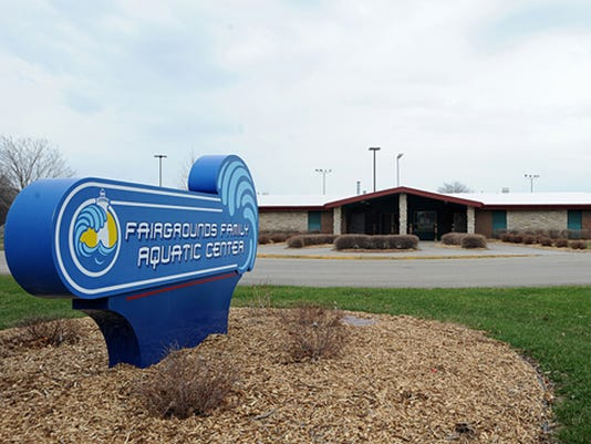 Fairground Family Aquatic Center 2014
