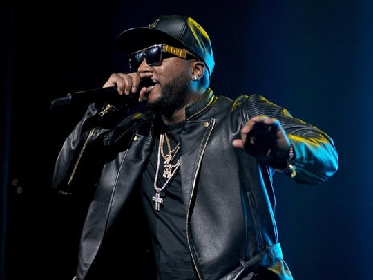 Young Jeezy will perform Sept. 26 at Lucas Oil Stadium.