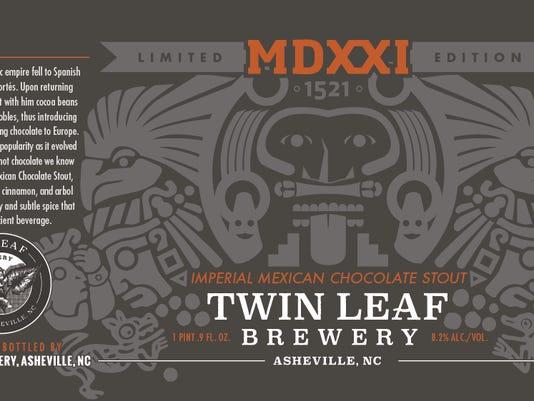New Twin Leaf brew