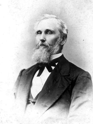 David Walker, former Florida governor, helped start Tallahassee's first library
