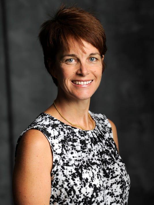 Peggy Breister, editor Fond du Lac Reporter