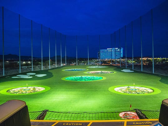 5 things you didn\'t know about TopGolf driving range