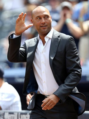 Derek Jeter retired after the 2014 season.