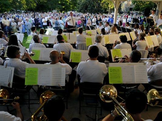 ES_Green Bay City Band concert_6.30.10