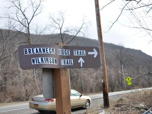 Breakneck Ridge rail stop 3