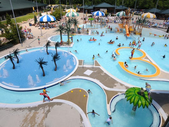 Splash Island Family Waterpark in Plainfield is celebrating its 10 anniversary.