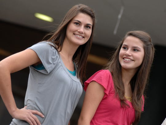 The State Fair Mother-Daughter Look-Alike Contest is Sunday.