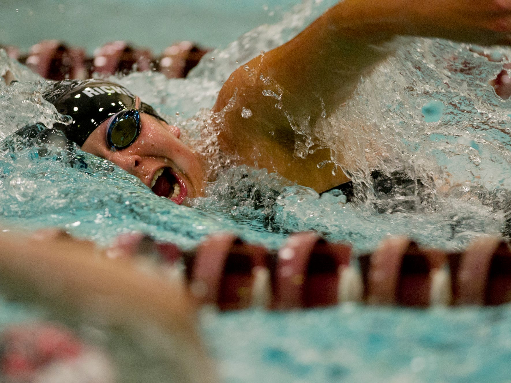 East Girls Swimming Prevails Again Usa Today High School Sports