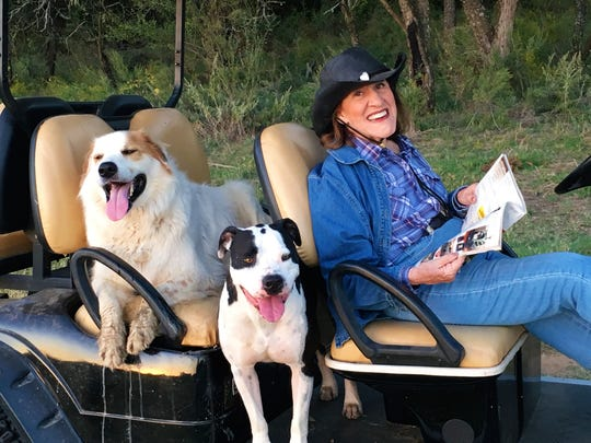 Ruth Buzzi now lives on a Texas ranch.