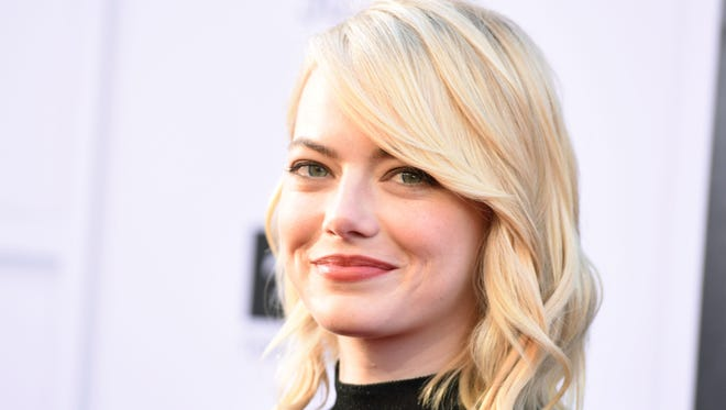 Emma Stone discussed equal pay with Billie Jean King.