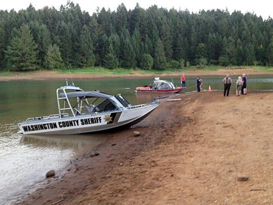 Oregon drowning