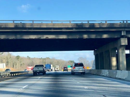 The North Carolina Department of Transportation maintains