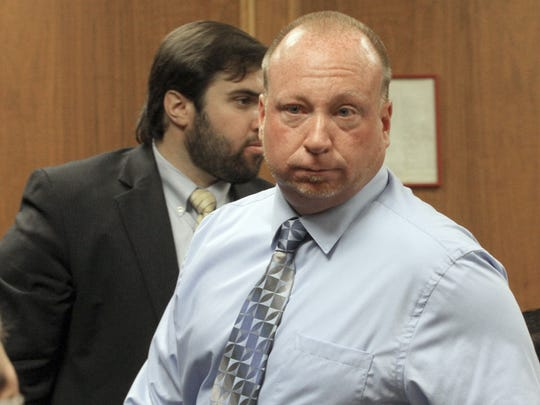 Paul A. Lucarelli, seen here in 2011, was convicted last year in former Middlesex County Sheriff Joseph Spicuzzo's bribery scheme.