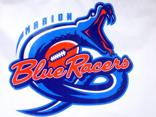 mar 0911 blue racers logo art