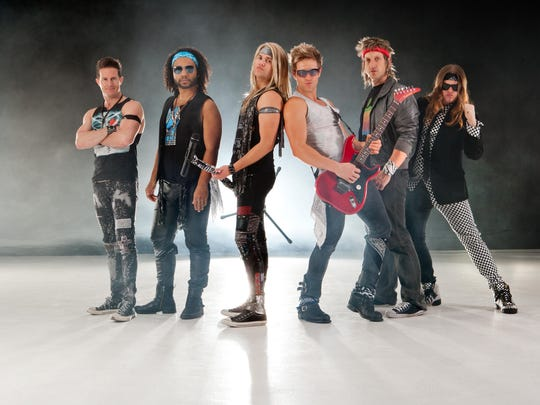 80s tribute band Members Only brings the music to New Year's Eve at the Oasis Hotel.