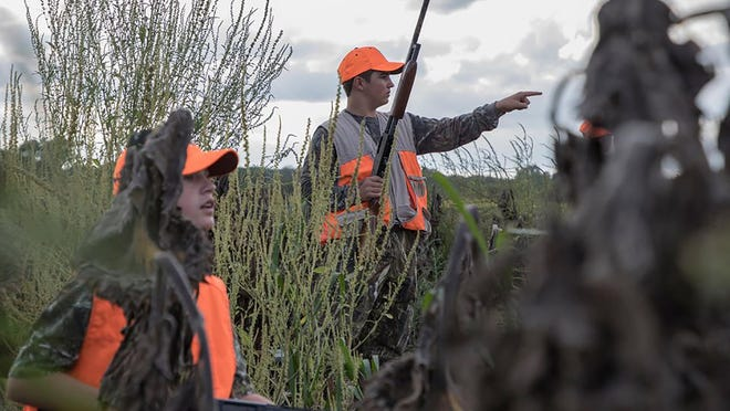 A total of 23 youth hunters participated in the Jayhawk QUWF youth dove hunt Sept. 1 at the Clinton Wildlife Area in Lawrence.