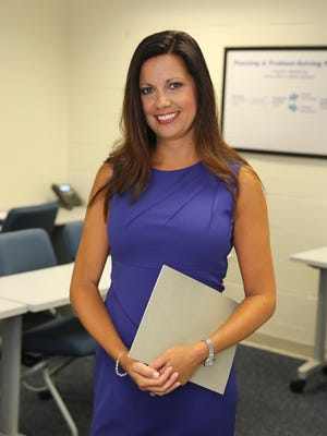 Karen Nowak-Drabik is a school psychologist for Monroe 1- BOCES.