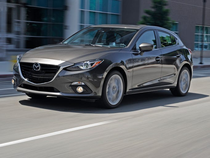 BEST MAINSTREAM BRAND: Mazda won the award for best mainstream brand for its overall of vehicles having the lowest projected five-year cost of ownership, according to Kelley Blue Book.