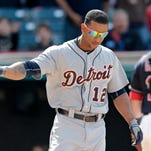 Detroit Tigers' Anthony Gose in 2015.