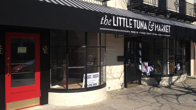 The Little Tuna's market has closed, but the restaurant is still going strong.