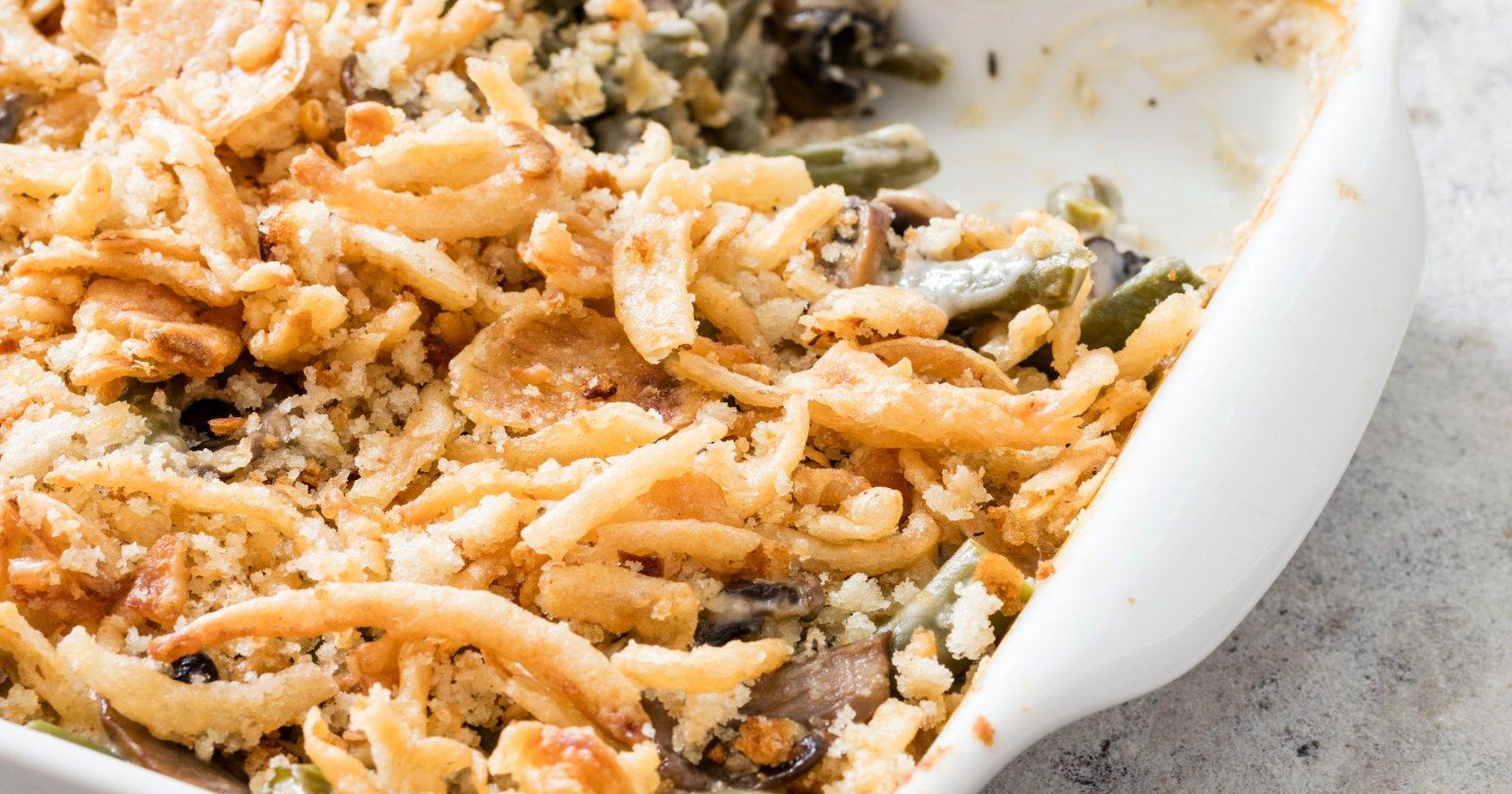 Food Network Green Casserole