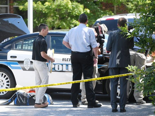 A man is dead after police say he engaged in an armed
