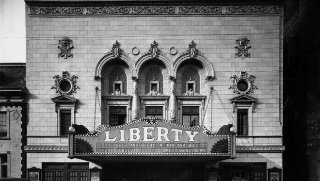 The Liberty Theater opened in 1927, the year William Rosenberg graduated from Zanesville High School. He has many jobs including working in New York, for RKO Pictures Story Department. Then he was employed by Hillman Publications, as editor of reprints. He also bought, selected and abridged detective and mystery novels. One of his duties was the editorship of Alfred Hitchcock's Mystery Magazine.