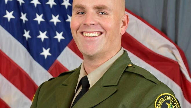 "Damon Gutzwiller ""was a beloved figure here at the sheriff's office,"" Santa Cruz County Sheriff Jim Hart said."