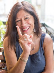 Rekha Basu, a Des Moines Register opinion columnist,