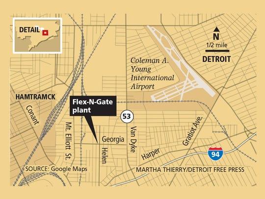 Flex-N-Gate plant