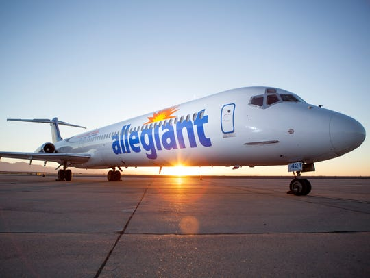 Allegiant Air plans to bring new jobs to Greater Cincinnati